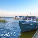 Barkas Europa 900 Hausboot in Masuren