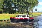 Yachtcharter Polen Masuren Barkas 950