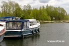 hausboot polen barkas