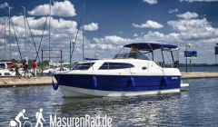 Nawigator 999 Hausboot Masuren