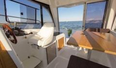 Polen Hausboot Masuren Janmor 700
