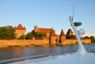 Marienburg Hausbootferien Polen