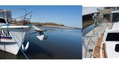 Masuren Hausboot Weichsel Werder