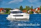 Masuren Polen Hausboot Platinum 989
