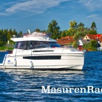 Platinum 989 Flybridge Lux Masuren