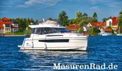 Masuren Bootsurlaub Platinum 989