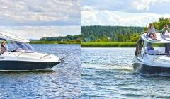 Hausbootferien Masurische Seenplatte