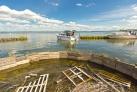 Masurische Seenplatte Hausboot