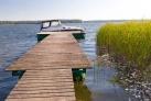 Masurische Seenplatte Masuren Hausboot mieten
