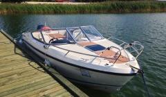 Motorboot Masuren