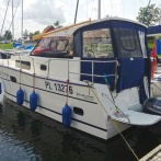 Nautika 830 Lux Hausboot Masuren