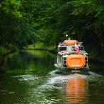 Schiffsreise durch den Oberländer Kanal - Elbinger Kanal!
