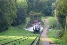 Osterode Elbing Kanal Fahrt
