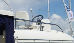 Polen Hausboote Sun Camper 30 Fly Bridge