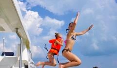 Polen Hausboot Sun Camper