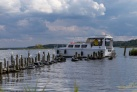 Polen Hausboot