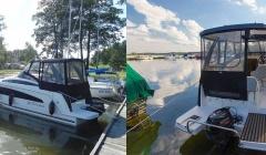 Polen Hausboote tytan