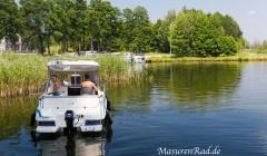 Polen Urlaub Boot