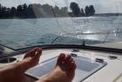 Motorboot Quicksilver Masuren Mieten