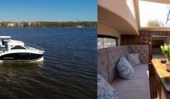 Urlaub Masuren Hausboot Boot