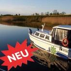 Hausboot Weekend 820 Lux im Weichsel Werder